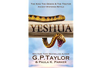 Yeshua Book Cover