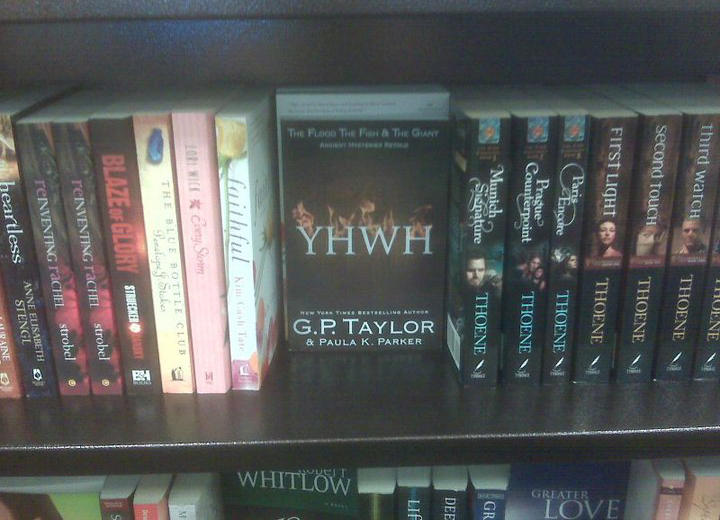 Look What I Found at Barnes & Noble